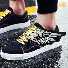 Wings-Accessories Shoes Angle-Wings Ice-Skates Transparent Sneakers Diy-Decor Function