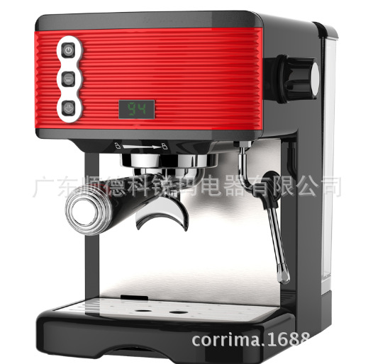 220v/1.7L Semi-automatic Household Italian Coffee Machine 6