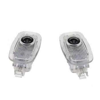 Автомобильный светодиодный Дверь Добро пожаловать светильник логотип лазерный проекционный светильник для Mercedes Benz S W221 W447 C216 AMG S300 S320 S350 S400 S420 S450 S500