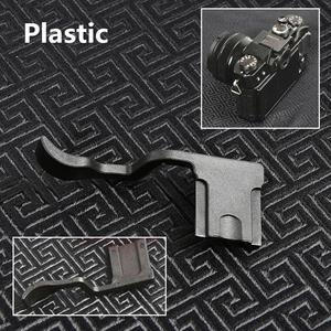 Image 4 - Metal Hot Shoe Thumb Up Grip Handle Perfect for Fujifilm Fuji X T30 XT30 Camera Only Thumb Up Hotshoe