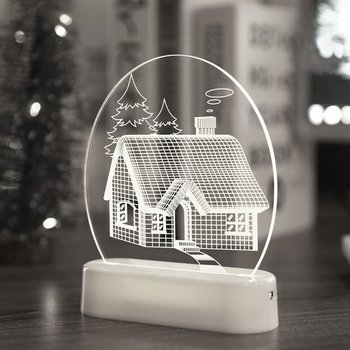 skidproof christmas lighting tree pattern rug LED 3D Christmas Night Light Mini Christmas Tree Lamp For Home Kids Bedroom Decor Fairy Lights Luminary Holiday lighting