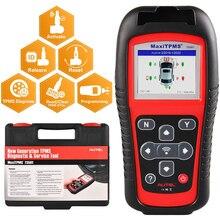 Autel MaxiTPMS TS501 TPMS автомобильный диагностический инструмент активирует датчик TPMS s/Считывание данных датчика/программирование датчика TPMS/Проверка ключа FOB/OBD
