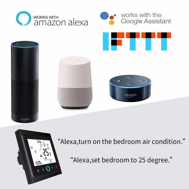 Termostato inteligente WiFi 2