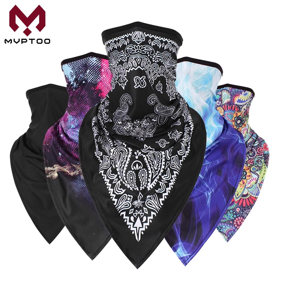 New Balaclava Motorcycle Face Mask Neck Gaiter Ring Tube Scarf Moto Bandana Quick Drying Head Shield Headband Men Girls 2019
