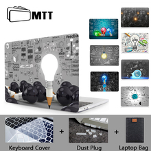 MTT Laptop Sleeve For Macbook Air Pro 11 12 13 15 Retina Wit