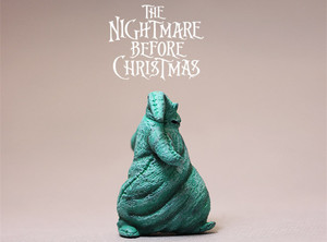 Image 2 - Limited Collection Rare Original The Nightmare Before Christmas Figure Toy DIY Material Decoration