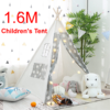 1.6M Large Teepee Tent For Kids Play Tent Child Portable Home Indoor Outdoor��Games Tipi Play House Baby Toys��Wigwam for Children