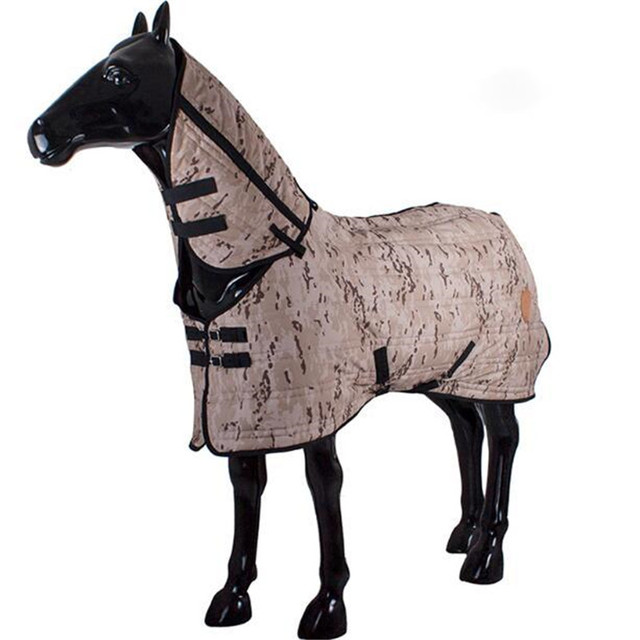 Cavassion Horse Saddlery - Equestrian Colorful Horse Winter Jumpsuit  1