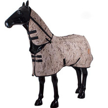Cavassion Horse Saddlery Equestrian Equipment Camouflage Caparison Colorful Horse Clothers Winter Horse Jumpsuit Thicken Blanket