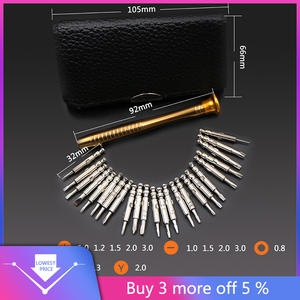 Screwdriver-Set Jewelry Watch Repair-Tool-Tools Precision Small Best-Selling Mini Electronic