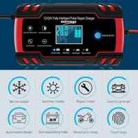 Chargeur de chargeur portatif batterie d'urgence 12 V/24 V de démarreur de saut de voiture de prise d'ue/usa/AU/royaume-uni avec l'affichage d'affichage à cristaux liquides