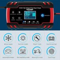 EU/US/AU/UK Stecker Auto Starthilfe Notfall 12V/24V Power Bank Batterie ladegerät Mit LCD Display Auto Batterie Booster Buster auf
