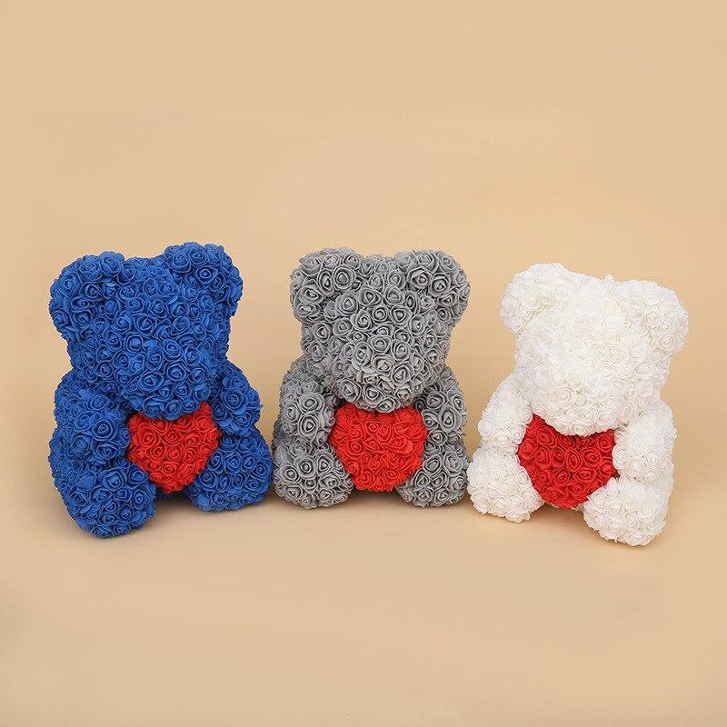 Crochet teddy bear holding a heart | Crochet bear, Crochet teddy ... | 800x800
