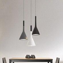 Moderne Hanglampen Keuken Armaturen Voor Eetkamer Restaurant Bars Thuis Slaapkamer Wit Zwart Rood Verlichting Deco Opknoping Lamp
