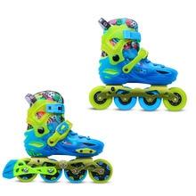YF YOUFU Inline skate Children's slalom 4W 68-70 roller shoes