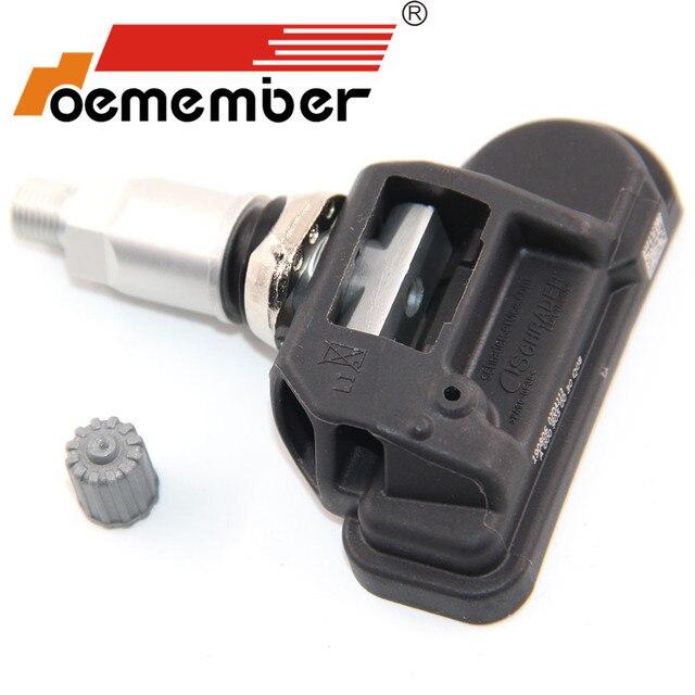 OEMEMBER A0009050030 Carro Sistema de Sensor de Pressão Dos Pneus TPMS Sensor Para MERCEDES BENZ C250 C300 C350 C63 433MHZ