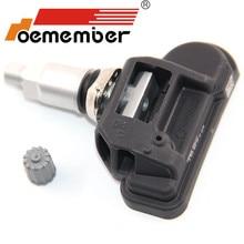 OEMEMBER A0009050030 רכב צמיג לחץ חיישן TPMS מערכת חיישן עבור מרצדס בנץ C250 C300 C350 C63 433MHZ