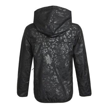 Original New Arrival Adidas WB AOP W Women's jacket Hooded Sportswear 2
