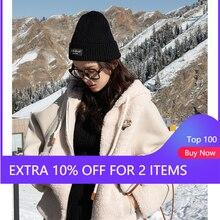 Wool-Coats MISHOW Jackets Streetwear-Clothing Long-Sleeve Thick Winter Fashion Women