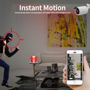 Image 4 - CCTV System 4CH 2MP POE NVR 1080P POE IP Camera  IR Night Vision Motion Detection Security Surveillance System