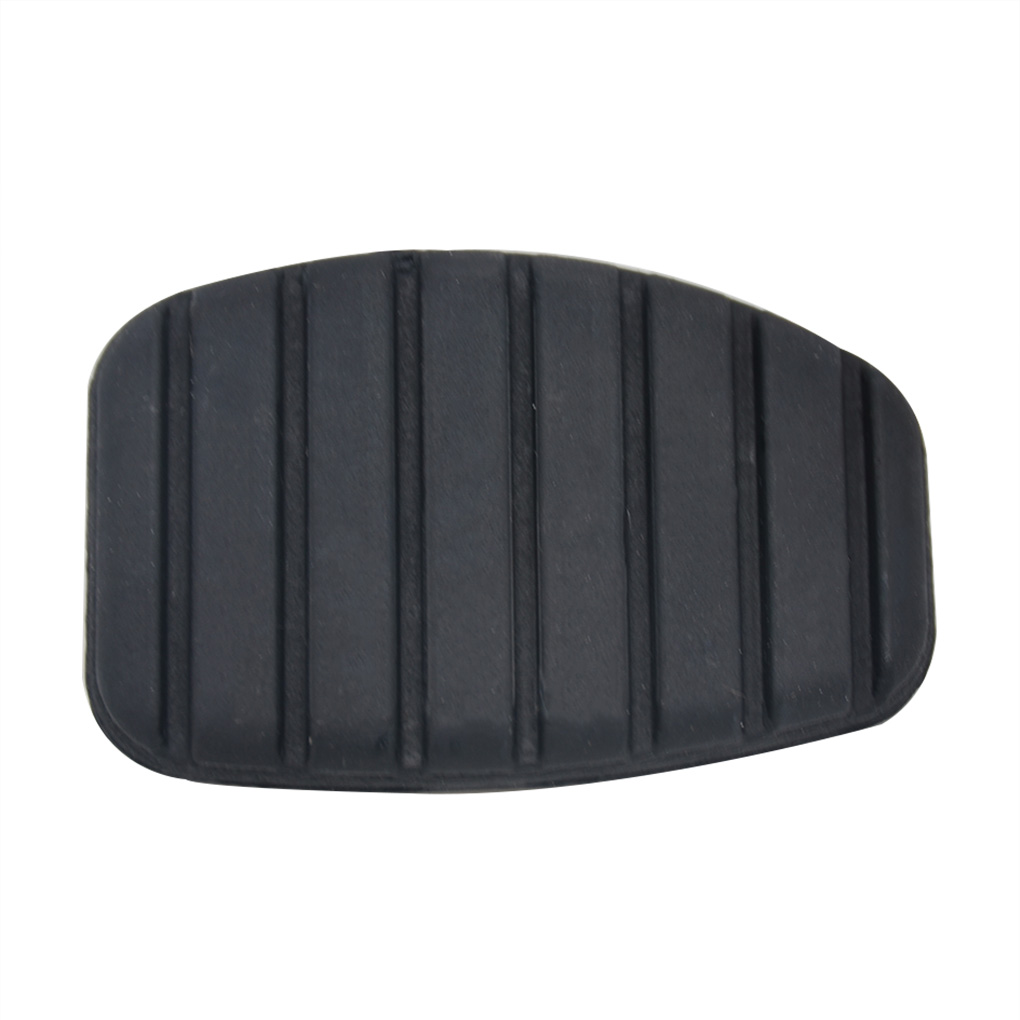 Auto Kupplung und Bremspedal Gummi Pad Abdeckung f/ür Renault Megane Laguna Clio Kango Scenic CCY schwarz