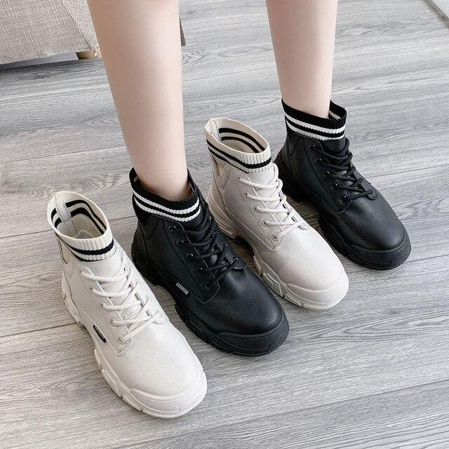 ботинки martin локомотивные короткие ботинки средней длины из фотография