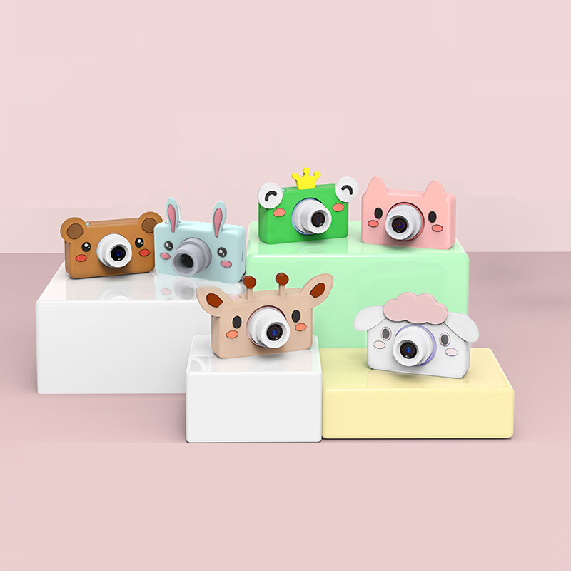 Children Camera Cartoon Douyin Hot Selling Digital Cecilia Cheung Recommended Pig Small Camera Multinational Manufacturers Direc