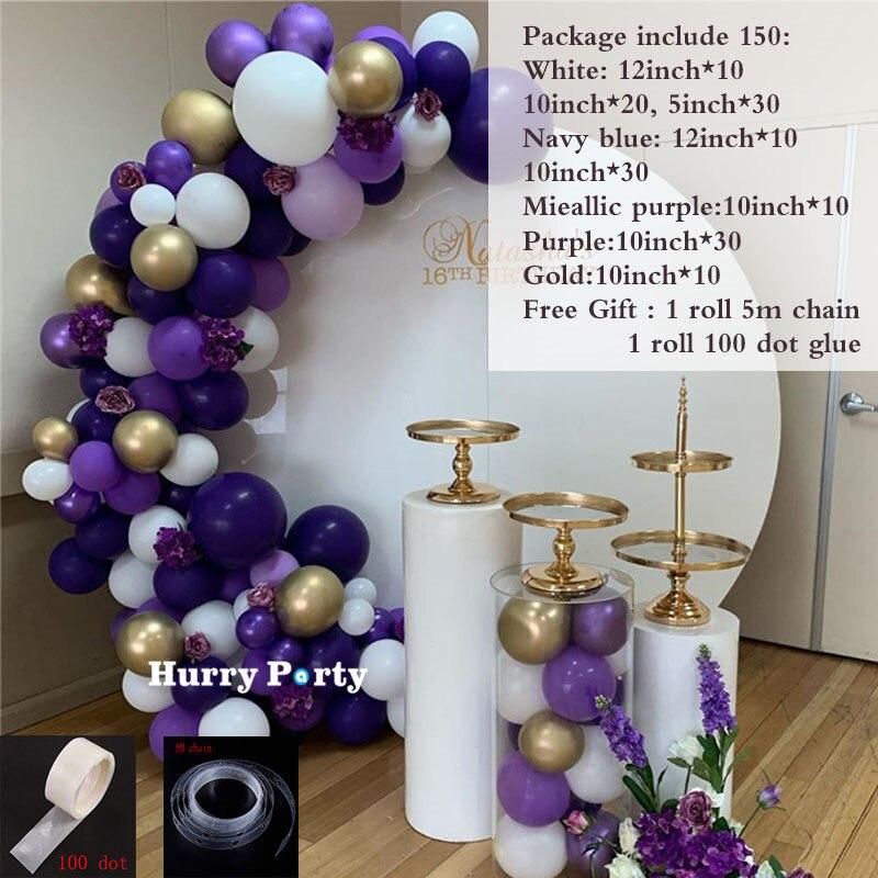 "10/"" Plain Latex Balloons for Black Friday Sale 100 Mix Colour baloons Decoration"