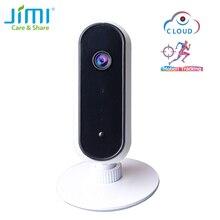 Jimi jh06 wifi camera1080p visão noturna de vigilância por vídeo sem fio segurança em casa com 30 dia nuvem livre para monitor do bebê interno