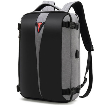 POSO Backpack 15.6 inch Laptop Backpack Outdoor Travel Backpack Nylon Waterproof Backpack Fashion Student Backpack