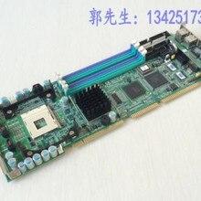 Высокое качество тестовая промышленная компьютерная материнская плата PCA-6187G2 PCA-6187 REV: A2 двойной сетевой порт для отправки cpu memo