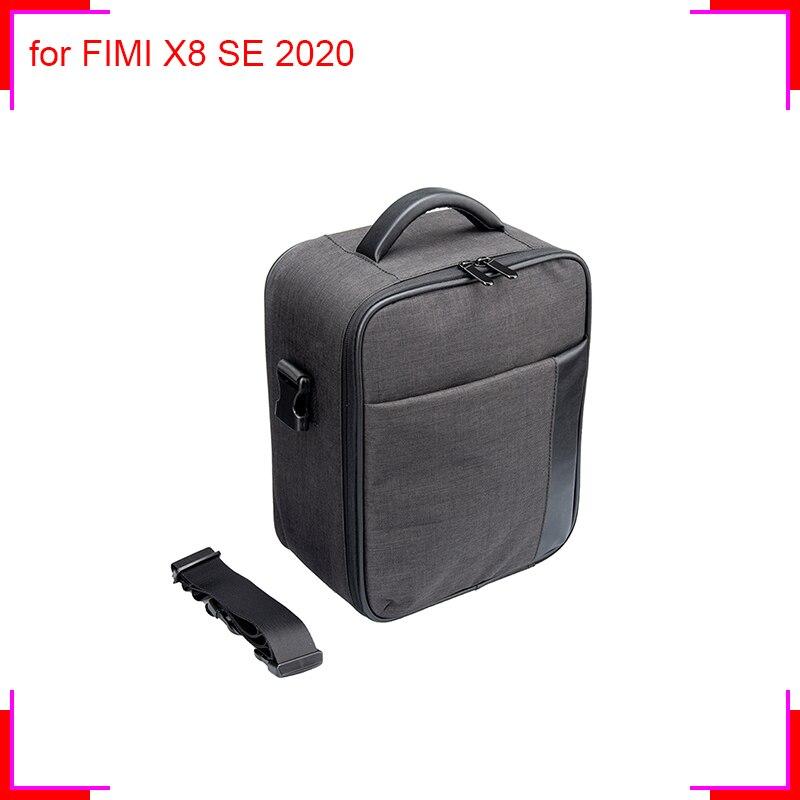 Portable Shoulder Bag For FIMI X8 SE 2020 Shockproof Backpack Handbag for X8 SE 2020 RC
