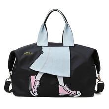 Womens Ladies Waterproof Travel Messenger Cross Body Shoulder Bag Large Capacity Tote Outdoor Camping Bags