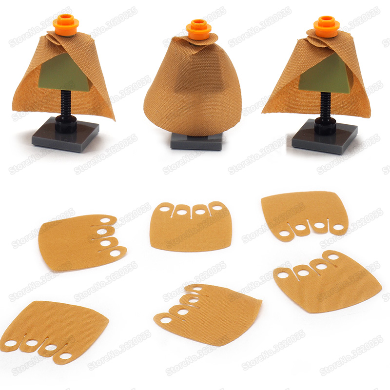 Legoinglys Military Figures Cloak Building Block City Super Hero War World Pubg Equipment Weapons Moc Child Christmas Gifts Toys