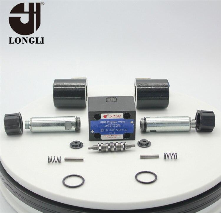 Sp-cou-28dc 28 atos V imán-bobina dhi válvula solenoid Coil Valve
