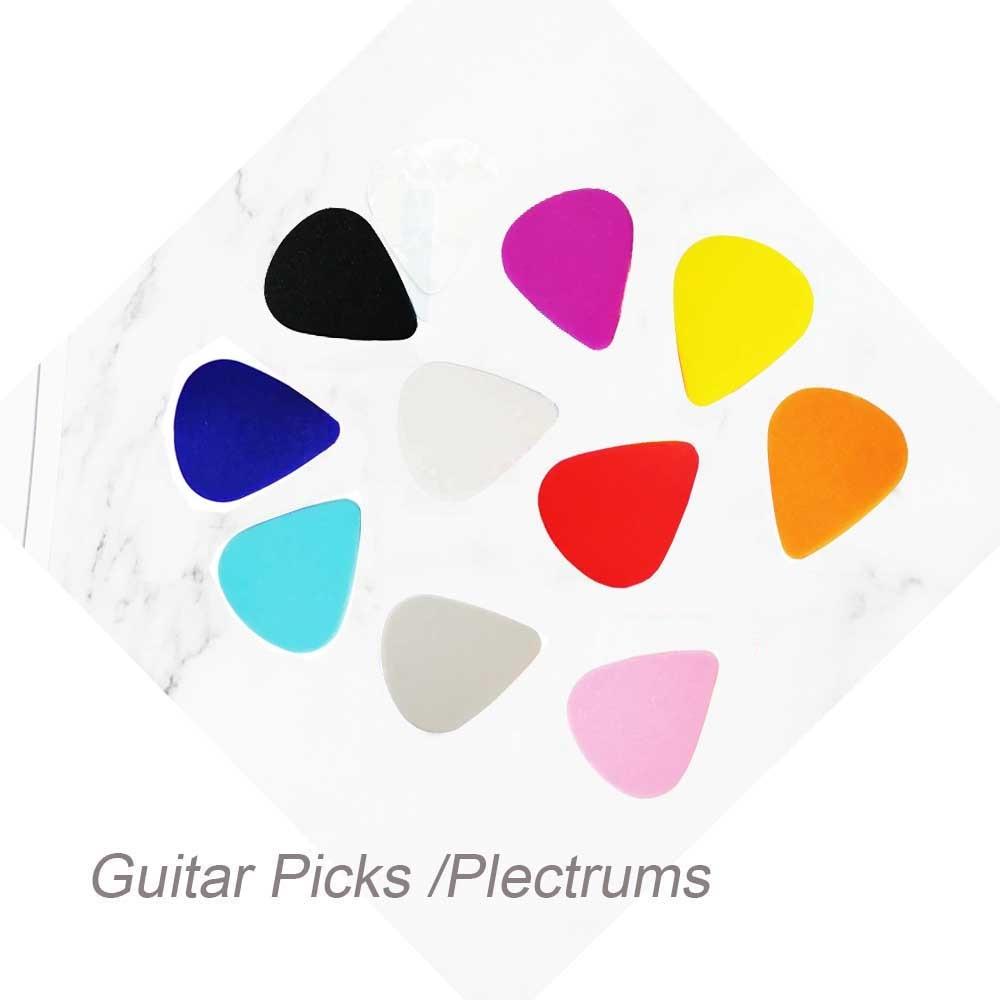 10/30 buc piese de chitară de înaltă calitate 0.46mm 0.71mm 0.96mm - Instrumente muzicale
