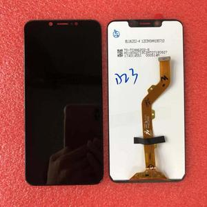 Image 3 - Сменный сенсорный ЖК экран, для Tecno Camon 11 CF7
