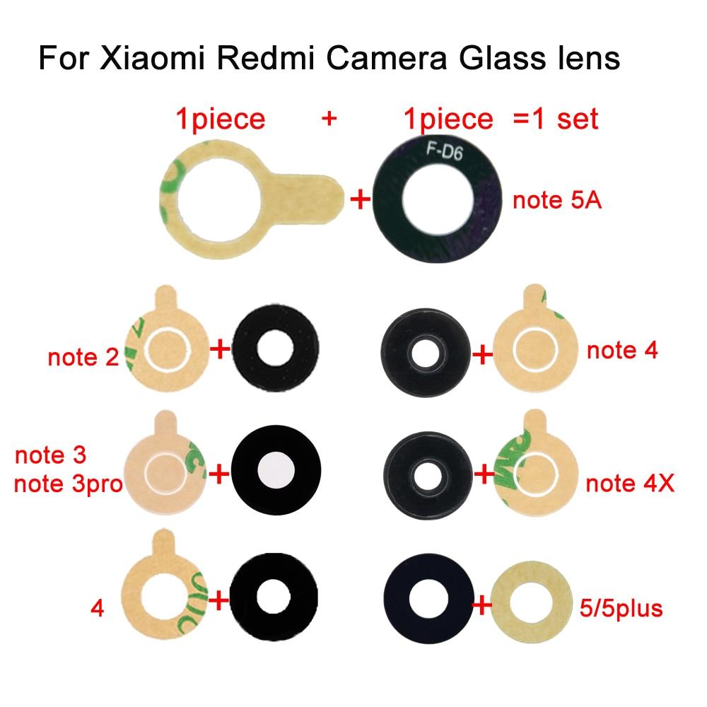 1 комплект, 100% новая задняя камера, стеклянный объектив с наклейкой для Xiaomi Redmi 4 5 6 8 8A 6pro 5plus note 4x 5A 2 3 4 5 6 7 8 pro|Шлейфы для мобильных телефонов|   | АлиЭкспресс