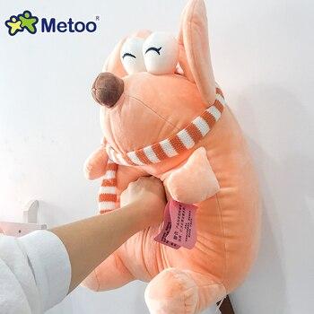 Мягкая плюшевая игрушка крыса Metoo, 24 см. 3