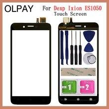 携帯電話 5.0 インチのタッチスクリーン Dexp Ixion ES1050 タッチスクリーンガラスデジタイザパネルレンズセンサーガラス修理部品