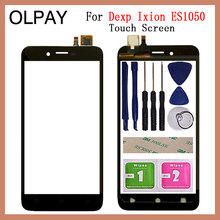 Mobile Phone 5.0 inch Touch Screen For Dexp Ixion ES1050 Touch Screen Glass Digitizer Panel Lens Sensor Glass Repair parts