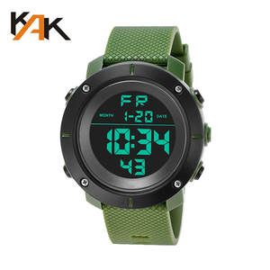 Fashion High-End Men's 30M Waterproof Electronic Watch Series Men's Models Gift New Style Top Brand Luxury Multi-function Watch