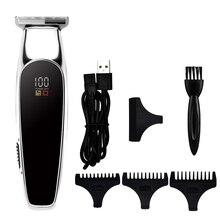 SURKER SK-536 машинки для стрижки волос для мужчин профессиональный беспроводной триммер для волос набор для ухода за телом триммер для бороды машинка для стрижки волос Prec