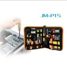 Portable LAN Network Repair Tool Kit RJ45 RJ11 RJ12 Cable Te