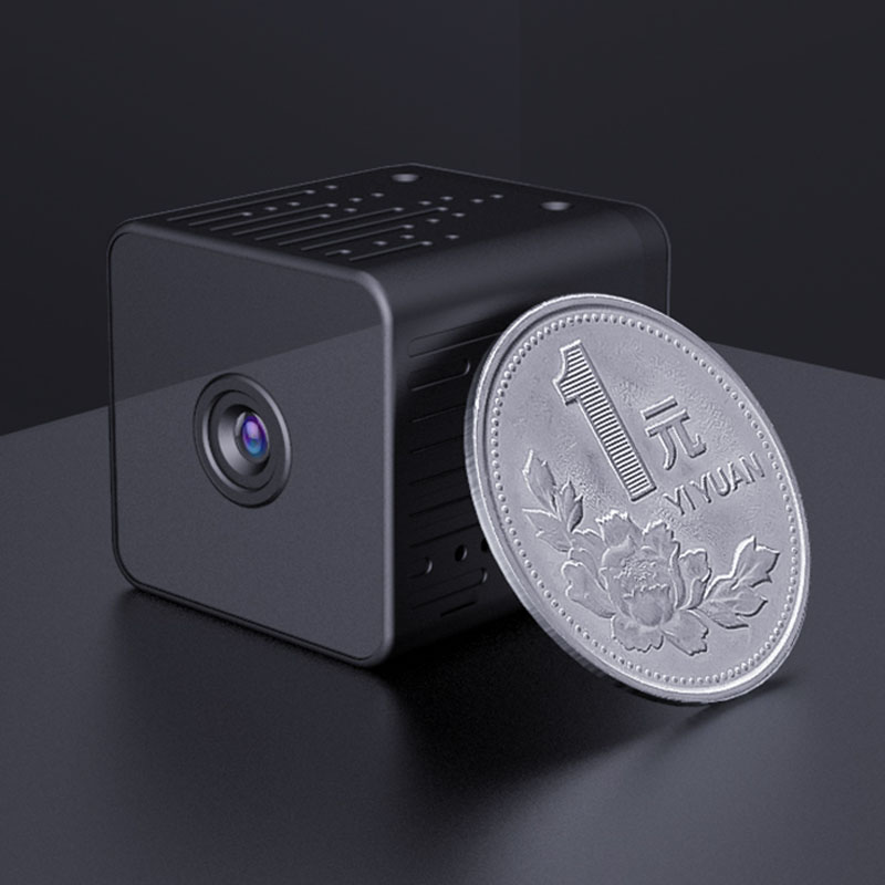 Mini Camera 720P Sport DV Mini Infrared Night Vision Monitor Concealed small Camera DV Video Recorder Support TF Card <font><b>IP</b></font> Cam image