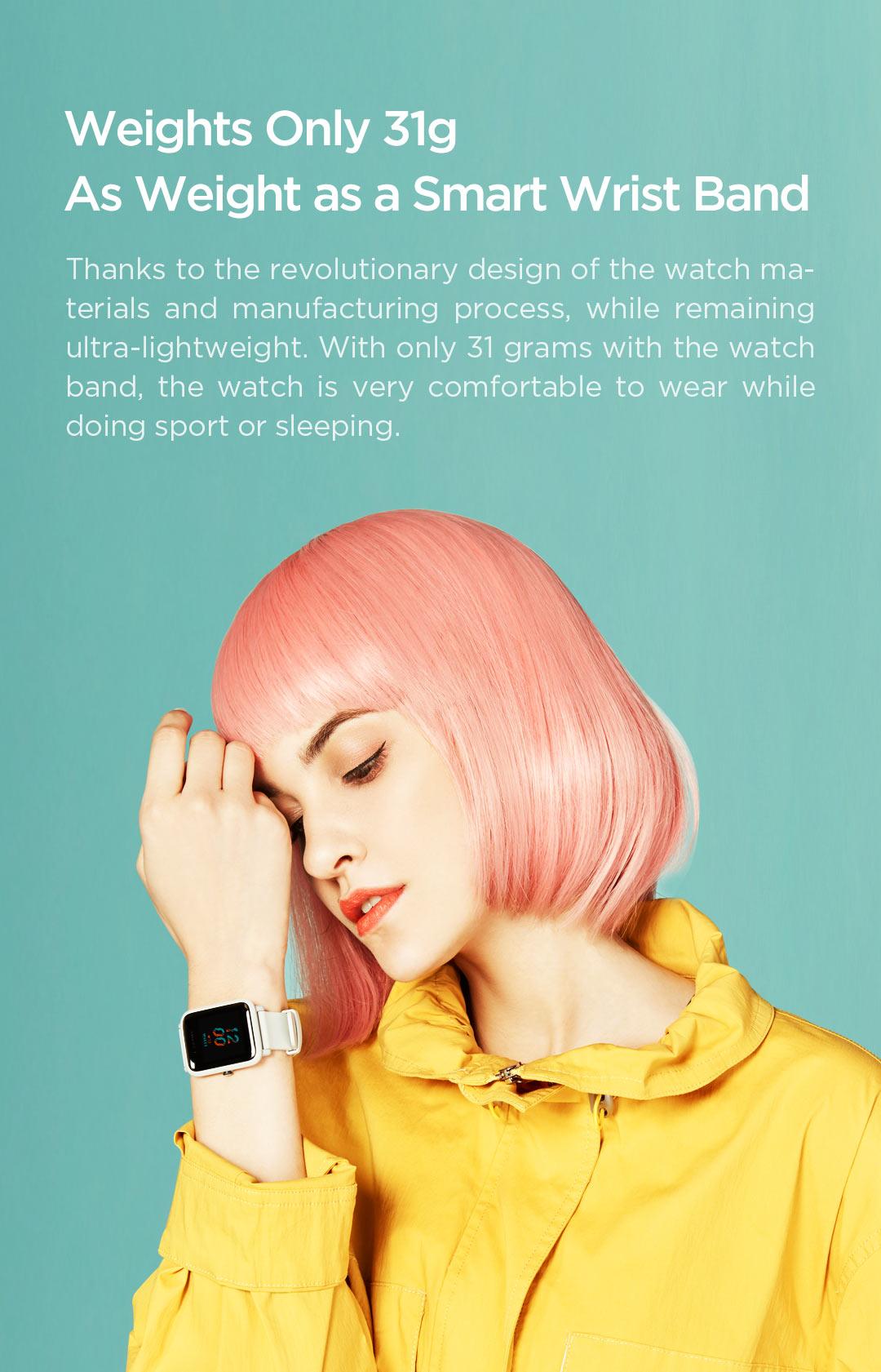Hfa7bdcb89d59427290b07da4f9d0cda0z In Stock 2020 Global Amazfit Bip S Smartwatch 5ATM waterproof built in GPS GLONASS Smart Watch for Android iOS Phone