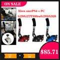 PS4 + PC USB Hand Bremse + Clamp Für Racing Spiele G295/G27/G29/G920 T300RS Logitech bremse System Handbremse Auto Ersatz Teile