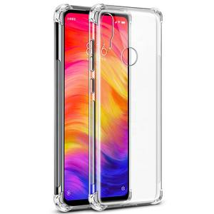 Airbag-Anti-Fall-Case Coque Redmi7a Xiaomi Note7 Silicone for Soft-Tpu-Cover 7-7a 8-Pro