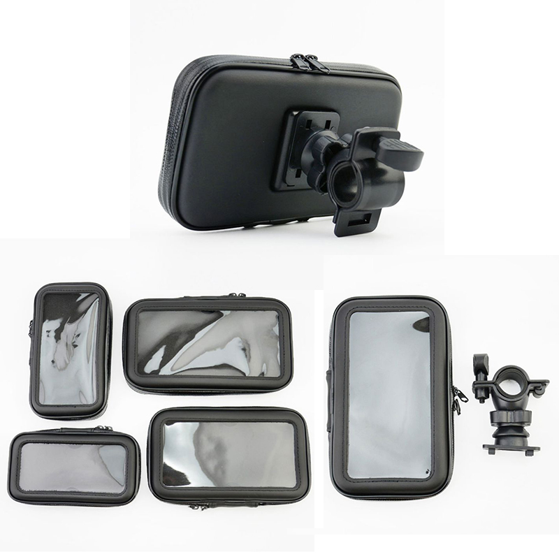 Hot Bicycle Motorcycle Phone Holder Waterproof Bike Phone Case Bag For IPhone Xs Xr X 8 7 Samsung S9 S8 S7 Scooter Phone Case