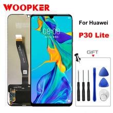 Originele Lcd Voor Huawei P30 Lite Display Touch Screen Digitizer Vergadering Vervanging Voor Huawei P30Lite Lcd Reparatie Onderdelen